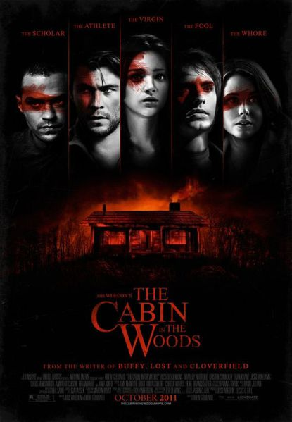 The Cabin in the Woods 2011